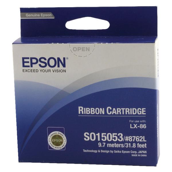 Image for Epson Fabric Ribbon Cassette Black RC040010 8762L C13S015053