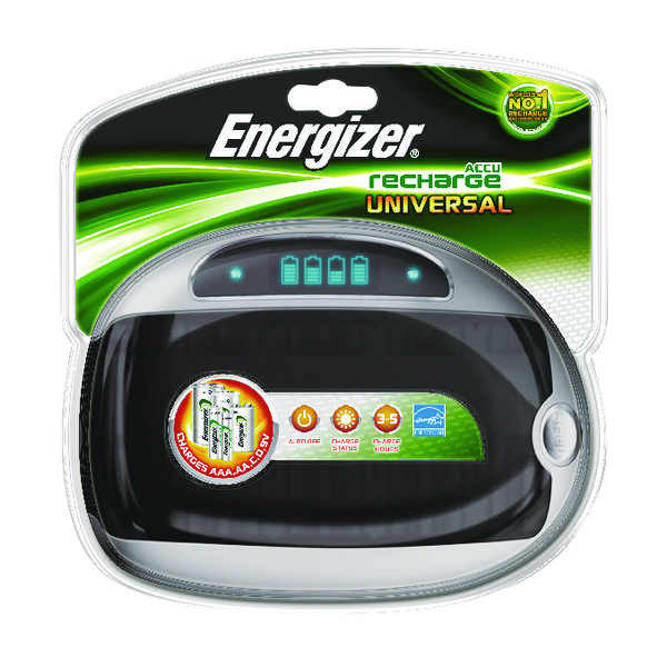 Energizer Universal Charger 629874