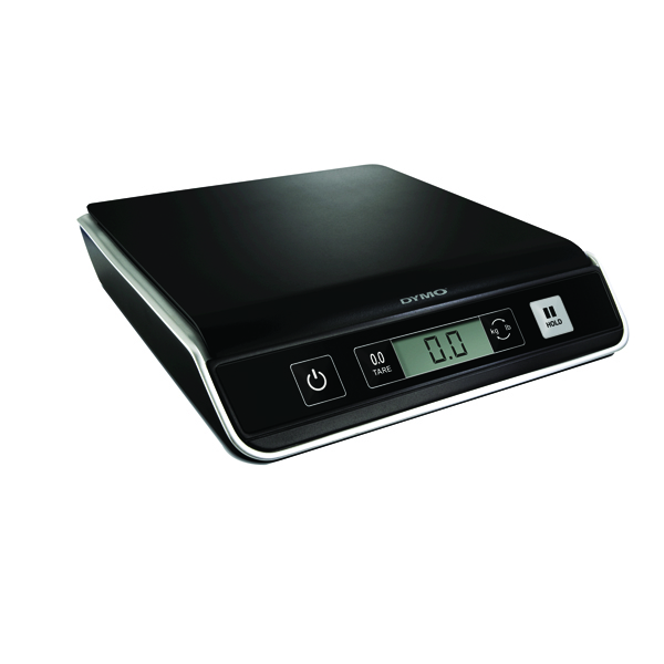 Image for Dymo M5 Mailing Scale 5kg EMEA Black S0929000 (1)