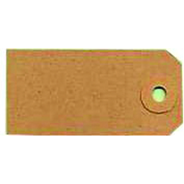 Image for Unstrung Tags 1A 70 x 35mm Buff Single (Pack of 1000) TG8021
