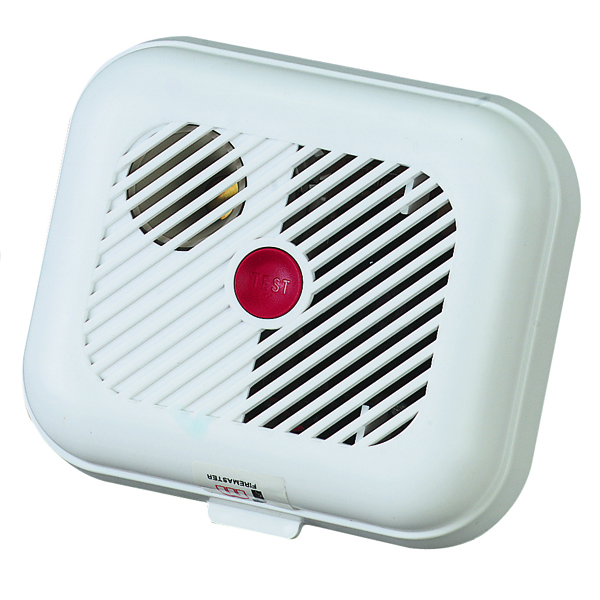 Image for Domestic Battery Operated Smoke Alarm ESA1