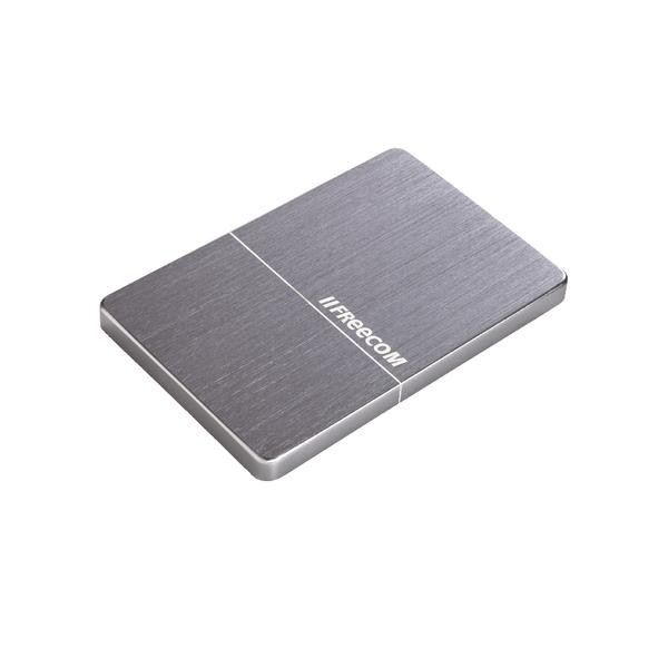 Freecom Mobile HDD USB Type-C 1TB Grey 56369