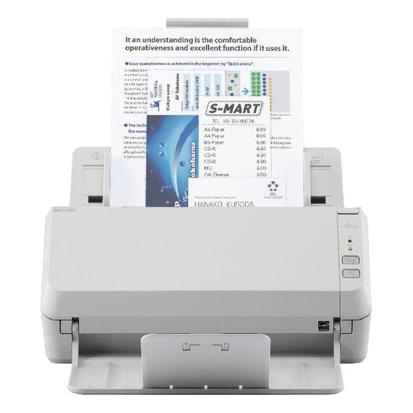 Fujitsu SP1125 Scanner White PA03708-B011