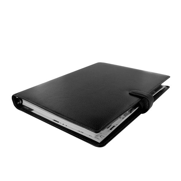Filofax Finsbury Organiser A4 Black 025321