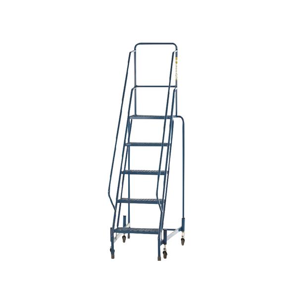 Mobile Steps 5 Step Full Handrail WM7015