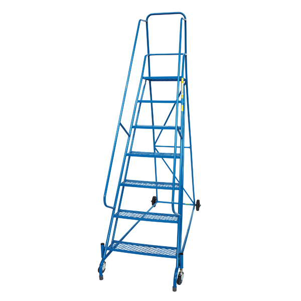 Fort Spring Steps 7 Expanded Steel Treads GSS707M