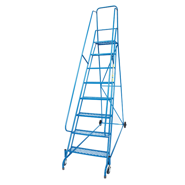 Fort Spring Steps 8 Expanded Steel Treads GSS708M