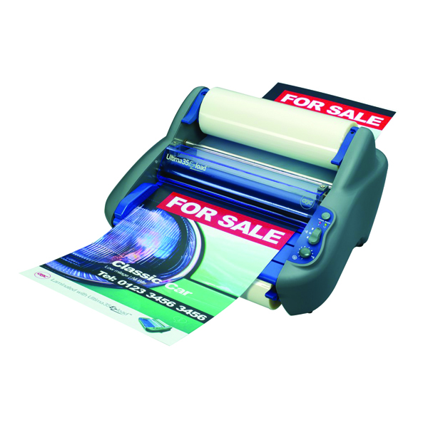 Image for GBC RollSeal Ultima 35 Ezload Roll Laminator 1701660