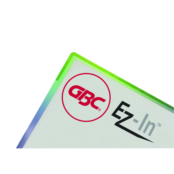Image for GBC Document Laminating Pouches A4 150 Micron Gloss (Pack of 100) 3740400