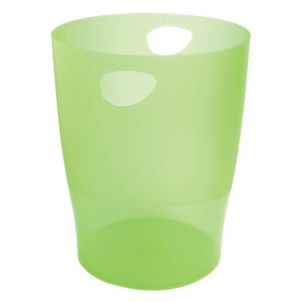 Image for Iderama Waste Bin Green 45397D (0)