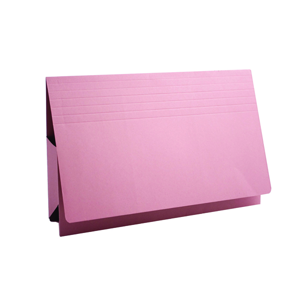 Guildhall Probate Document Wallet 315gsm Pink (Pack of 25) PRW2-PNK