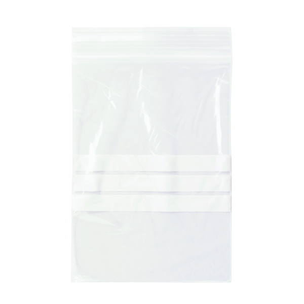 Write-on Minigrip Bag 100x140mm (Pack of 1000) GA-125