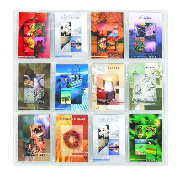 Safco Deluxe Booklet Presenter A5 5610CL