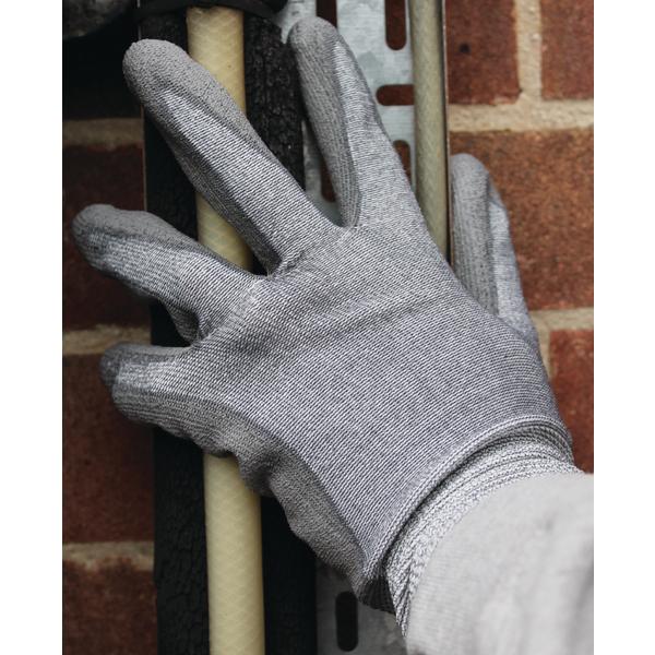 Polyco Polyurethane Coated C3 Cut Resistant Gloves Size 9 9892