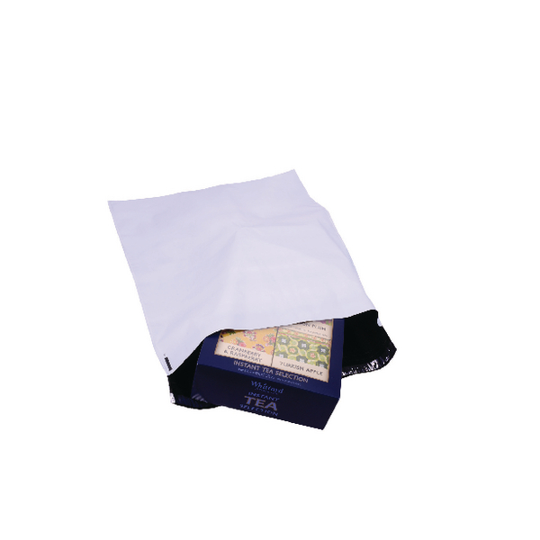 Strong Polythene Mailing Bag 400x430mm Opaque (Pack of 100)