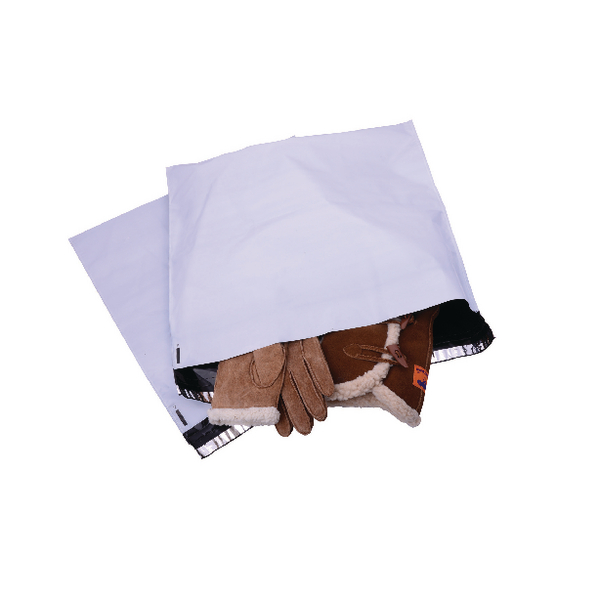 Strong Polythene Mailing Bag 460x430mm Opaque (Pack of 100)
