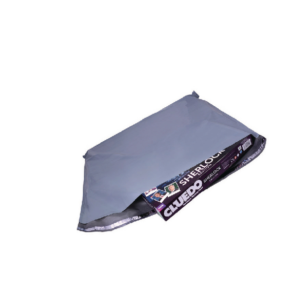 Polythene Mailing Bag Opaque Grey 715x585mm (Pack of 250)