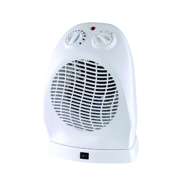 Image for 2kw Oscillating Fan Heater 38420 (1)