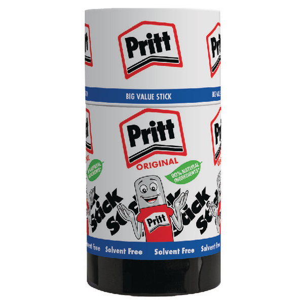 Pritt Stick Jumbo 90g (Pack of 6) 1479570