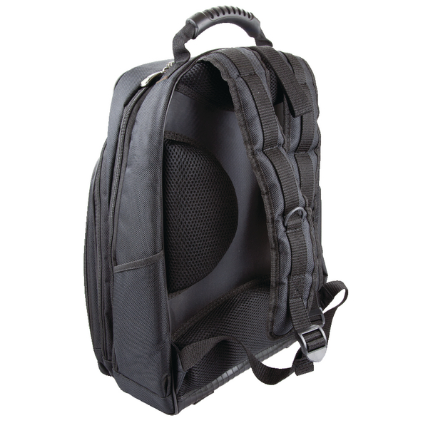 Monolith Executive Laptop Backpack Black 3012
