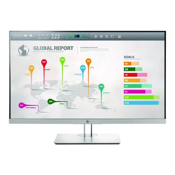 HP EliteDisplay E273q 27 Inch Monitor 1FH52AA#ABU