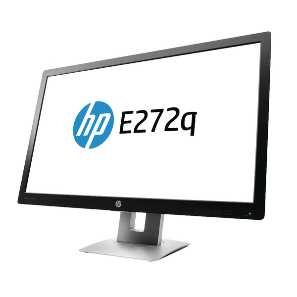 Image for HP EliteDisplay E272q 27inch Monitor M1P04AA