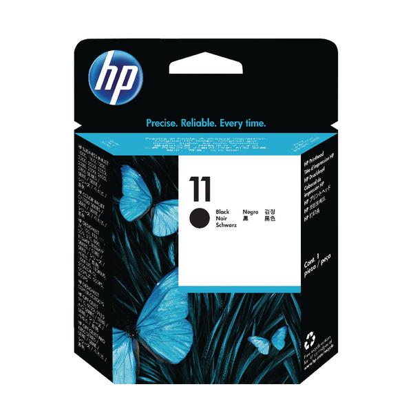 HP 11 Black Printhead Cartridge C4810A