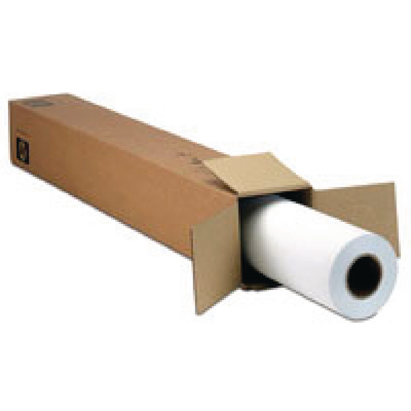 HP White 610mm Heavyweight Coated Paper Roll C6029C