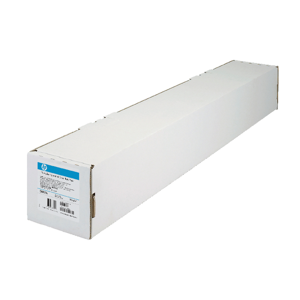 HP White 914mm Heavyweight Coated Paper Roll C6030C