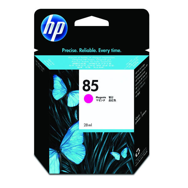 HP 85 Magenta Inkjet Cartridge C9426A