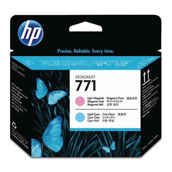 HP 771 Lt Magen/Lt Cyan Printhead CE019A