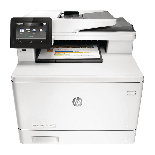 HP Colour Laserjet Pro MFP M477fdn CF378A