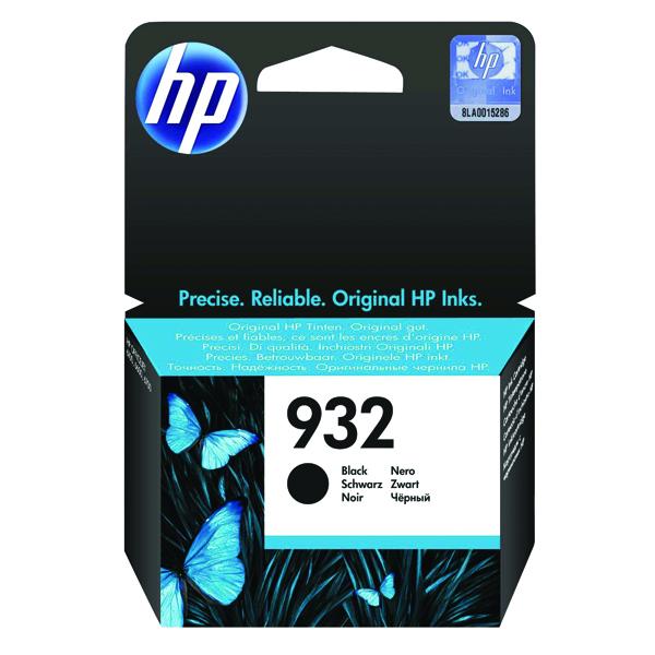 HP 932 Black Officejet Ink Cartridge CN057AE
