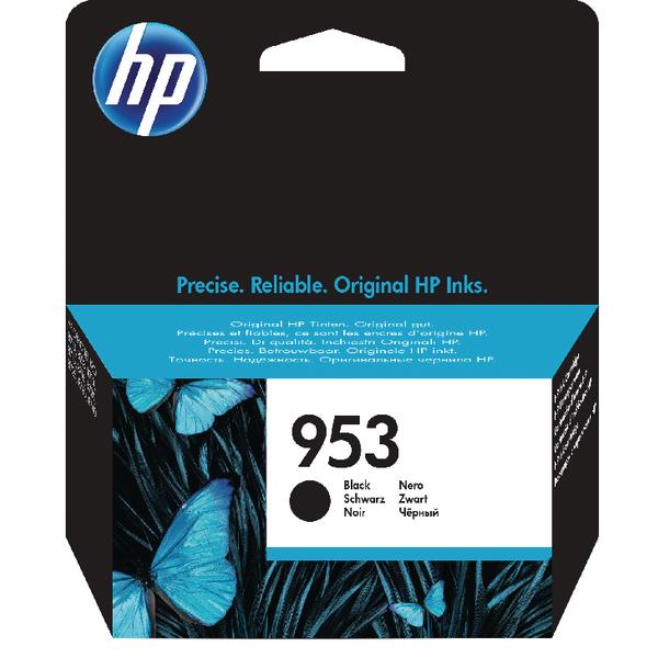 HP 953 Black Ink Cartridge L0S58AE