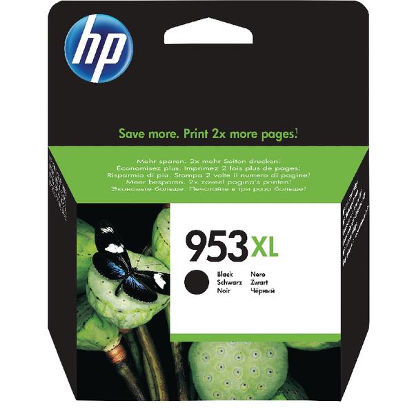 HP 953XL HY Black Ink Cartridge L0S70AE#BGX