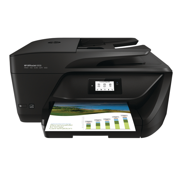 HP OfficeJet 6950 All in One Printer P4C85A
