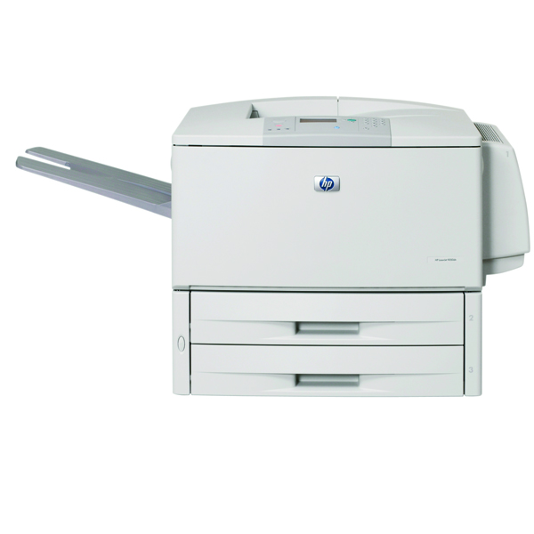 Image for HP LaserJet 9050n Mono Laser Printer Q3722A