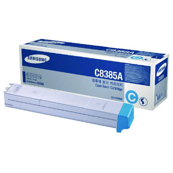 HP CLX-C8385A Cyan Toner Cartridge SU579A