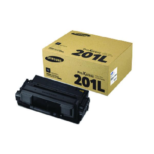 HP MLT-D201L Black Toner Cartridge SU870A