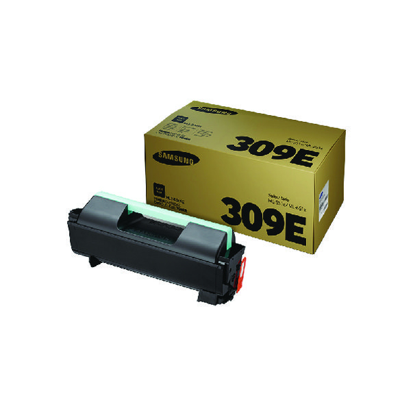 HP MLT-D309E Ultra High Yield Black Toner Cartridge SV090A