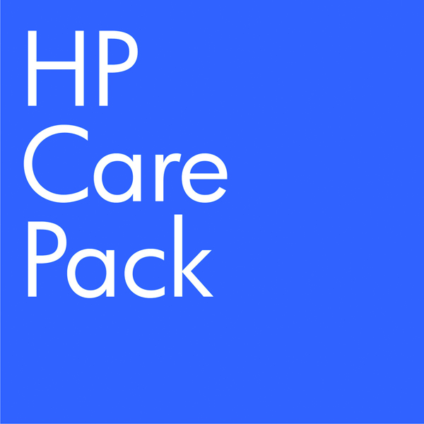 HP 3 Year Next Day Exchange Care Pk Extended Service Agreement U9810E