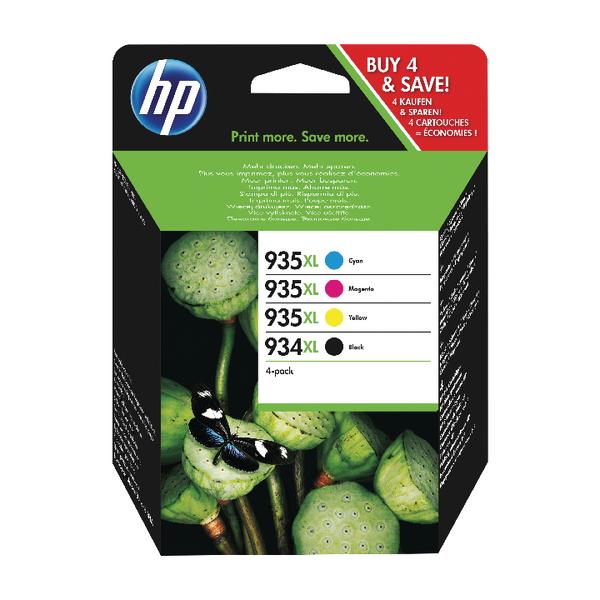 HP 934-935XL HY CMYK Ink Cartridge