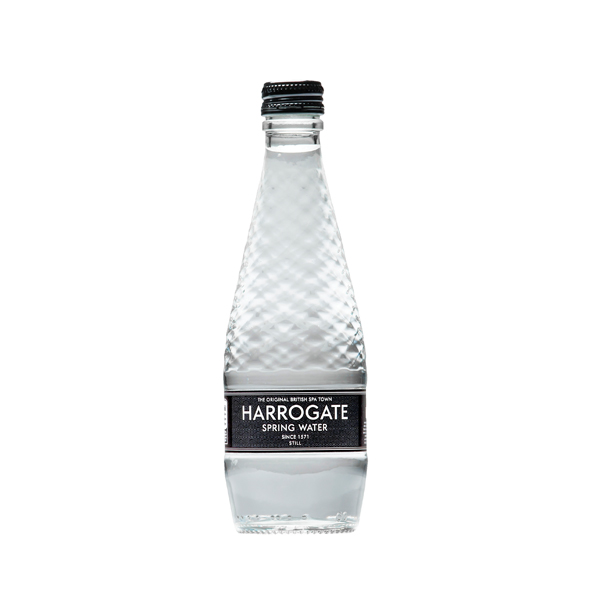 Harrogate Still Spring Water 330ml Glass Bottle (Pack of 24) G330241S