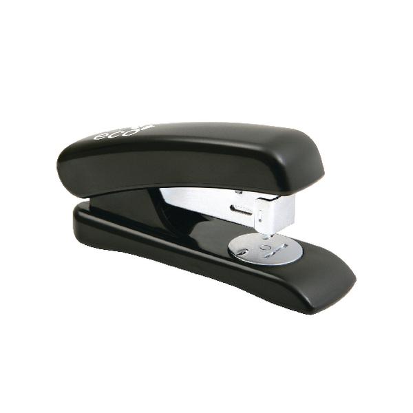 Rapesco Eco Half Strip Stapler Black 1084
