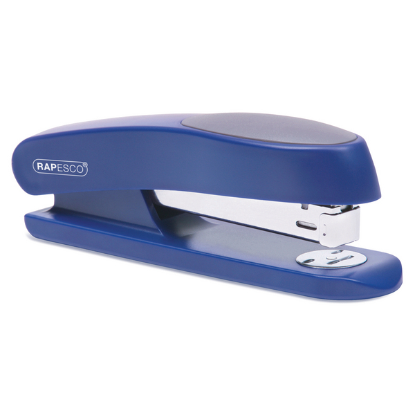 Rapesco Manta Ray Stapler Full Strip Blue R9 RP9260L3