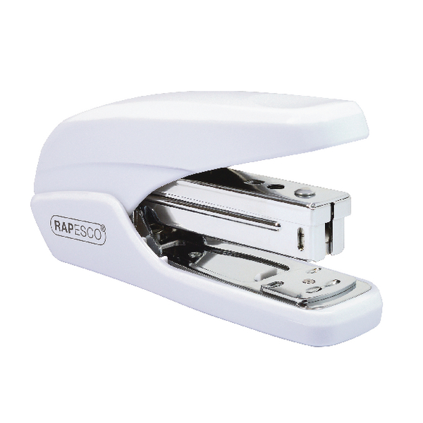 Rapesco X5 25ps White Less Effort Stapler 1311