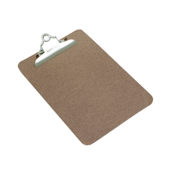 Image for Rapesco A5 Hardboard Clipboard 1402