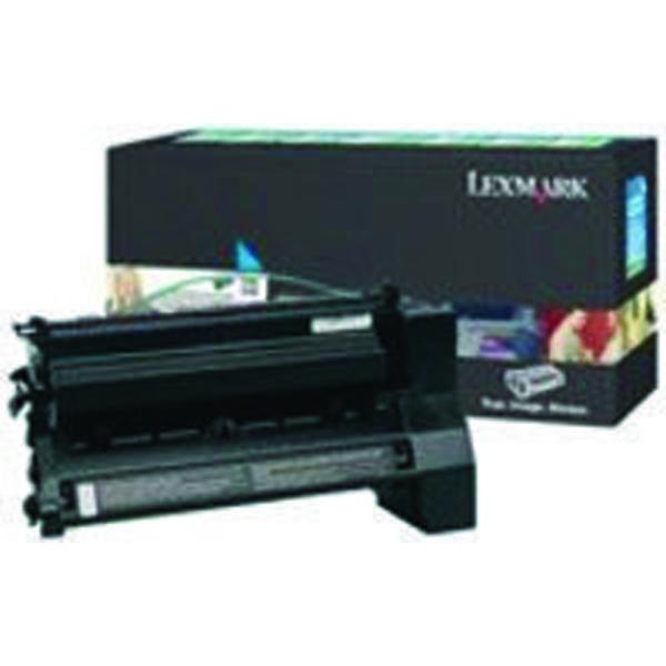 Lexmark Cyan Return Program Toner Cartridge Extra High Yield C782X1CG