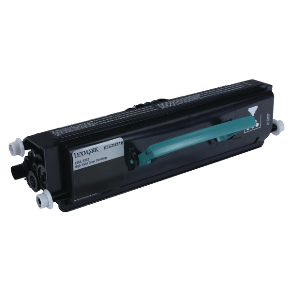Lexmark Black Corporate Toner Cartridge E352H31E