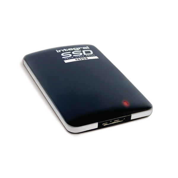 Integral USB 3.0 Portable SSD 480GB INSSD480GPORT3.0